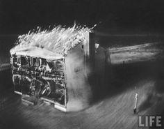 Tester la déflagration dune bombe atomique operation doorstep effet bombe nucleaire 03 photo histoire bonus