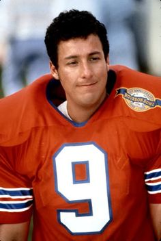 Bobby Boucher- The Waterboy
