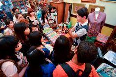 Rumah Kim Choo Peranakan Kebaya & Sarong Collection (beading classes available, run by Raymond Wong)