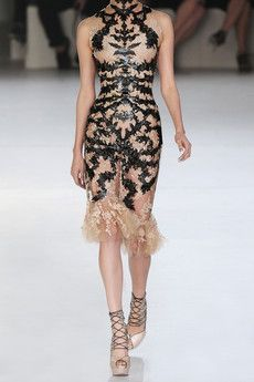 This. is my absolute favourite design by McQueen. By any designer in this world. The one and only McQueen. <3