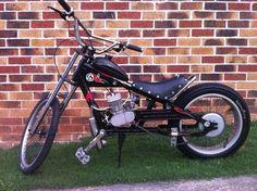 chopper bike