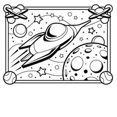 Space Coloring Sheets to Print Best Of Coloring Pages Space Party Decorations Space Coloring Pages, Coloring Sheets For Kids, Bible Coloring Pages, Disney Coloring Pages, Coloring Pages To Print, Free Printable Coloring Pages, Coloring Pages For Kids, Coloring Books, Dark Disney