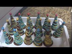 Como fazer Cone Trufado - Revista da Cidade (28/11/14) - YouTube
