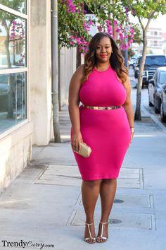 Plus Size Fashion Blog