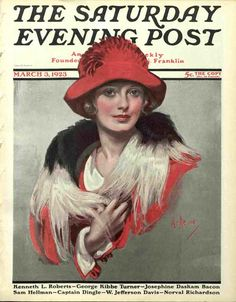 Post Covers in the Era of Downton Abbey | The Saturday Evening Post