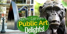 Public Art Takes Center Stage in North Carolina