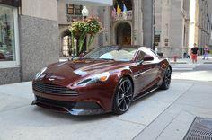 Aston Martin Vanquish..dream car!!!