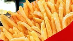 There are plenty of people out there who would argue that McDonald's World Famous Fries are the best thing to come out of the golden arches. Mcdonalds Fries, Perfect French Fries, Snack Recipes, Snacks, Potato Dishes, Foods To Avoid, Copycat Recipes, Good Food