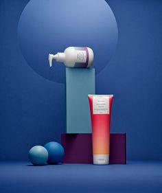 Gradient Branding for Swedish Skincare Brand Ahlens Aroma | Trendland Online Magazine Curating the Web since 2006
