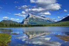 Banff und Jasper sind Kanadas berühmteste Nationalparks. Seite an Seite in den Rocky Mountains gelegen, locken sie jedes Jahr rund sieben Millionen Besucher an. #merianlovescanada