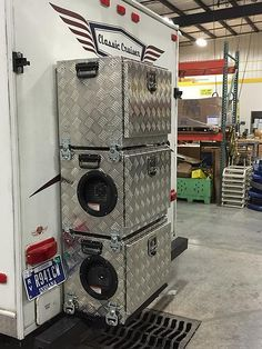 Generator Boxes for Travel Trailers Camper Honda Storage ...