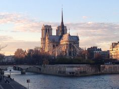 Notre Dame, Paris, France My favorite place in Pairs