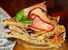 Turte satioase cu psyllium la masina de paine Philips HD9046 Tacos, Mexican, Chicken, Meat, Ethnic Recipes, Food, Hoods, Meals, Kai