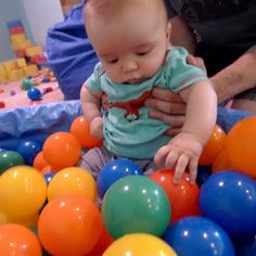 First Sensory Experiences: What age is best?