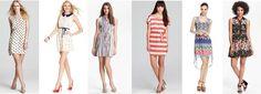 Olive & Oak Spring 2013 Dresses