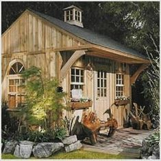 Choosing and Using Shed Plans - CHECK PIN for Lots of DIY Storage Shed Plans. 73479589 #shed #shedprojects