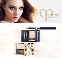 Cle de Peau Spring 2014 Makeup Collection