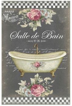 Shabby Chic, Scrap, Chic Bathrooms, Decorative Boxes, Printables, Diy Crafts, Artwork, How To Make, Community