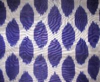 obsessed with these fabrics - want pillows in soe type of Ikat and matching (or complementary) upholstered chairs in living room.