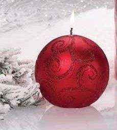 6 Red Matte Ornament Candles by Gordon Companies, Inc. $91.50. Please refer to SKU# ATR25778969 when you inquire.. Shipping Weight: 4.00 lbs. This product may be prohibited inbound shipment to your destination.. Picture may wrongfully represent. Please read title and description thoroughly.. Brand Name: Gordon Companies, Inc Mfg#: 30724882. 6 Red Matte Ornament Candles/Unscented/Approximate burn time: 32 hours/Wax weight: 6.3 Oz./3''H x 3''W/wax/Lead free - 100% cotton wicks only...