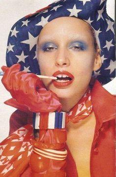 Donna Jordan by Chris Von Wangenheim 1978