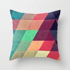 On Mute Pillow Cover | dotandbo.com