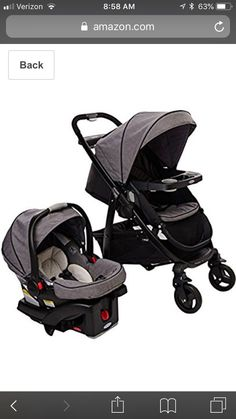 7095469c62 GRACO modes click connect stroller and car seat (Baby   Kids) in Ontario