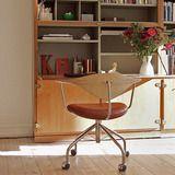 Hans J. Wegner: Swivel Chair / ウェゲナー: スイヴェルチェア