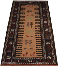 persian runner 3x6 persian rug hallway runner kitchen by POCCARugs