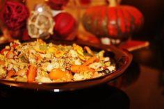 Vegetarian Quinoa and Beans With Veggies