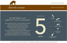 Red Hills Market - Dundee