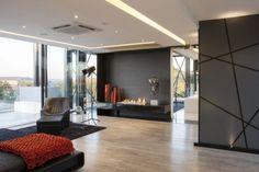 Diseño de Interiores Amplio y Moderno