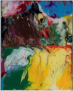 GERARD RICHTER   ... joy » Blog Archive » Joyful art: Gerhard Richter's painted photos