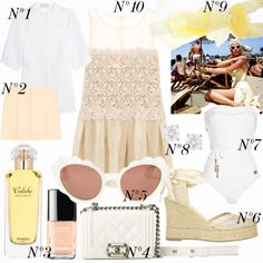 nice & a riviera-chic packing list :: This is Glamorous