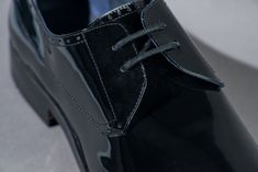 Shoes details. Made to measure shoes designed by Yorgo Stratouris. #menshoes #details #yorgostratouris