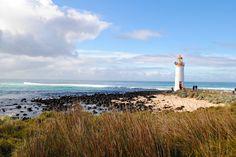 The Port Fairy Lighthouse, Victoria