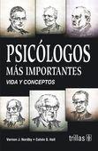 LIBROS TRILLAS: PSICOLOGOS MAS IMPORTANTES VIDA Y CONCEPTOS