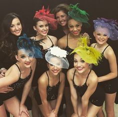 Season 5 group dance, everyone looks gorgeous in that pic