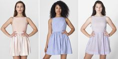 American Apparel - Dresses,