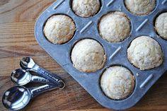 Eat Yourself Skinny - Spiced Eggnog Muffins