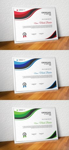 Certificate. Stationery Templates. $7.00