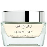 Gatineau Face Nutriactive Mediation Rich Cream A genuine skin conditioner, Mediation Cream is intended for all skin types subject to temporary discomfort. It helps re-organise the skins protective barrier and alleviate feelings of skin tightness f http://www.MightGet.com/april-2017-1/gatineau-face-nutriactive-mediation-rich-cream.asp