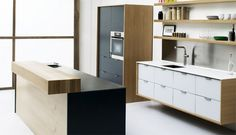 kitchen design minimalist - Buscar con Google