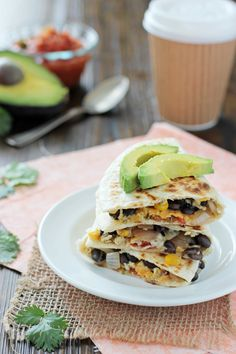 Make-Ahead Breakfast Quesadillas Recipe