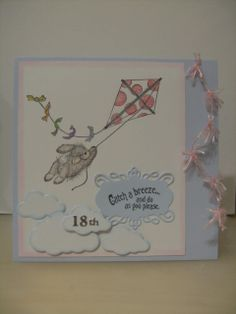 Stampendous Mouse House Designs - Hopper High