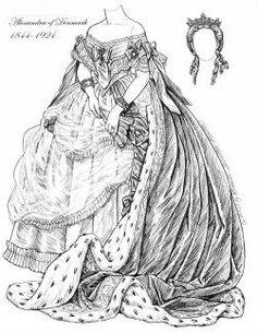 1025 best Paper Dolls - C. Ventura & other colour-ins images on ...