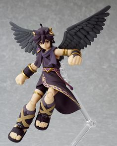 And I spoke too soon as I have discovered the existence of a Dark Pit in addition to Link and Pit... I want these so bad it hurts  ಥ_ಥ