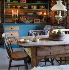 Scandinavian Cottage, Scandinavian Interior, Dining Area, Kitchen Dining, Dining Table, French Country Living Room, Victorian Homes, Hygge, Decor Styles