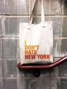 #totebag #newyork #ny #nyc #tote #bag #canvas