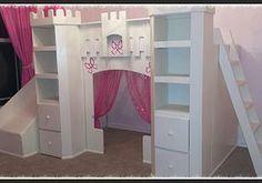 Custom Dreams Bed Company| Kids beds|loft beds| Springfield, MO | Girls Beds